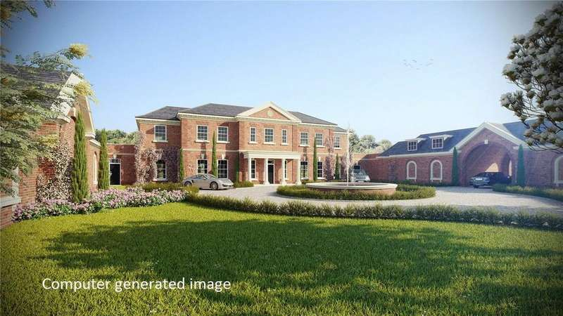 Detached House for sale in Gracious Pond Road, Chobham, Woking, Surrey