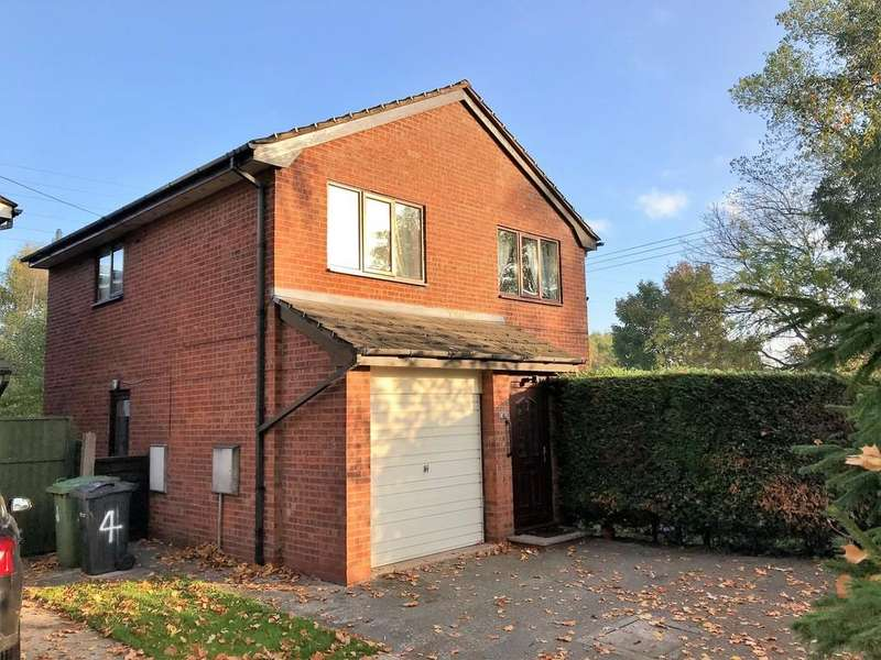 3 Bedrooms Detached House for sale in Ann Street, Northwich