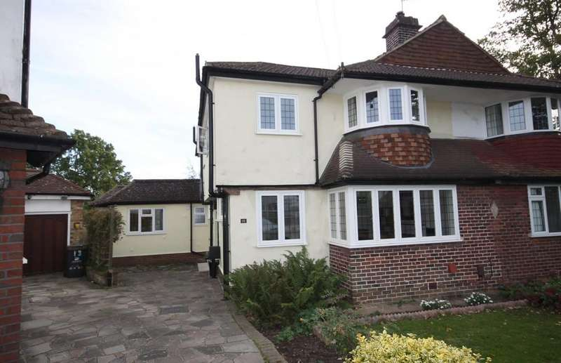 5 Bedrooms Semi Detached House for sale in St Francis Close, Petts Wood