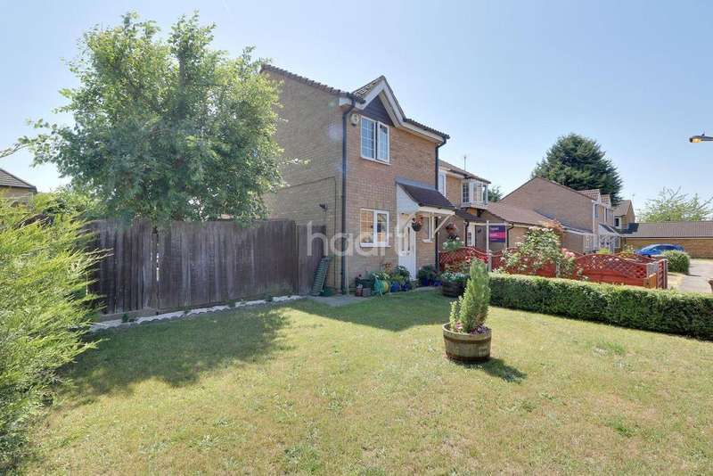 3 Bedrooms End Of Terrace House for sale in Coltsfoot Green, LU4