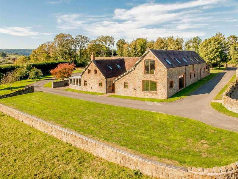 4 Bedrooms House for sale in Kenley, Shropshire