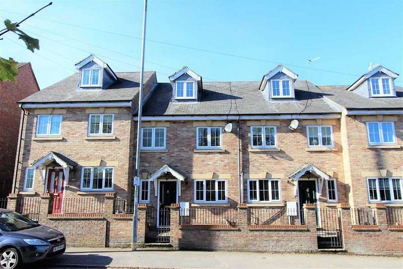 4 Bedrooms Town House for sale in Church Street, Leighton Buzzard