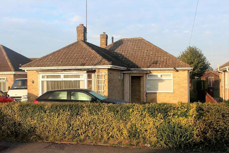 2 Bedrooms Detached Bungalow for sale in Eastwood Drive, Boston, PE21
