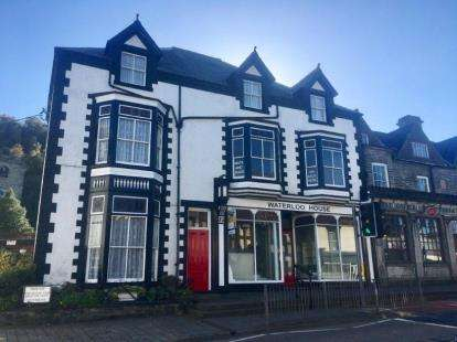5 Bedrooms End Of Terrace House for sale in The Square, Corwen, Denbighshire, LL21