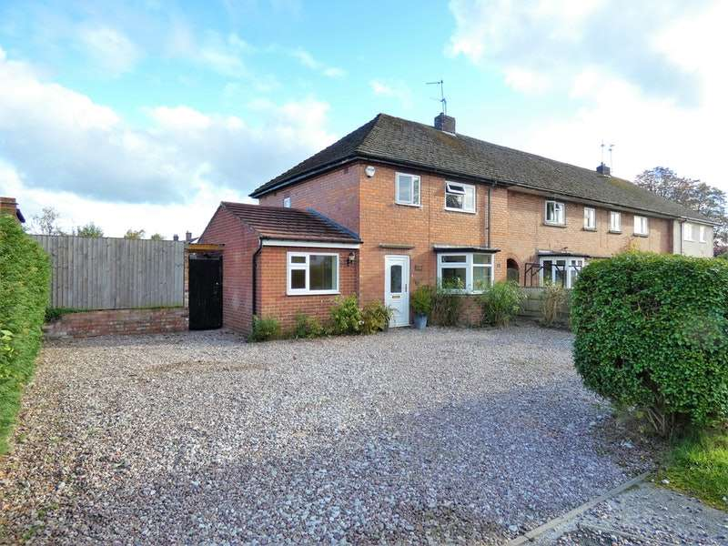 3 Bedrooms End Of Terrace House for sale in Woodfields, Chester, Cheshire, CH3