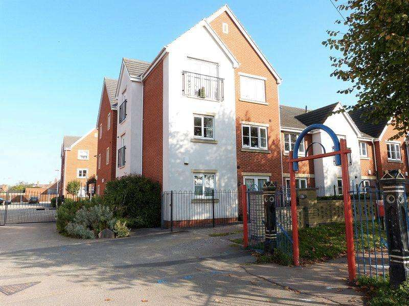 2 Bedrooms Apartment Flat for sale in Havelock Gardens, Thurmaston