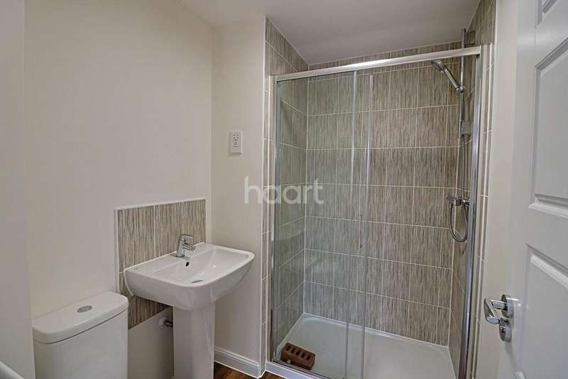 3 Bedrooms Terraced House for sale in Plot 3, The Helmsley