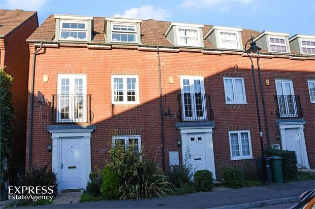 4 Bedrooms End Of Terrace House for sale in Beckett Road, Coulsdon, Surrey