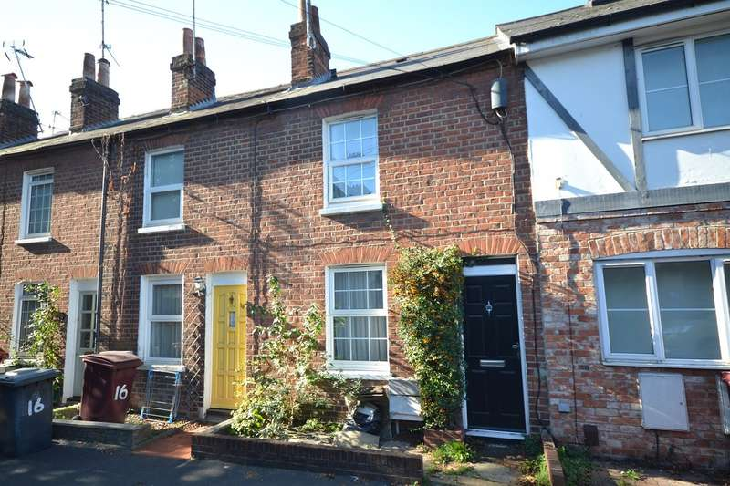 2 Bedrooms Terraced House for sale in Eldon Place, Reading