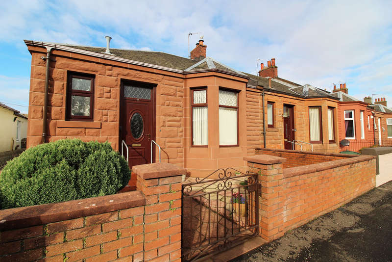 2 Bedrooms Bungalow for sale in Campbell Street, Ayr, KA8