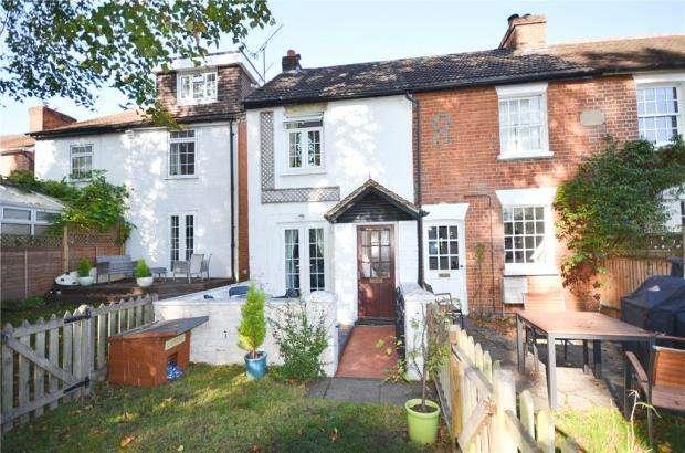 2 Bedrooms Terraced House for sale in Chapel Terrace, Binfield
