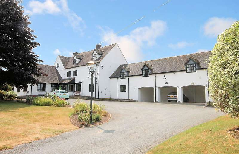 8 Bedrooms Farm House Character Property for sale in Honey Hill Farm, Quarry Berry Lane, Chilcote, D12 8DN