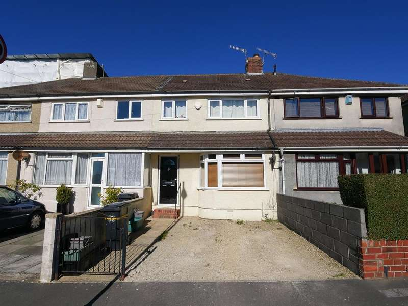 3 Bedrooms Terraced House for sale in Novers Park Drive, Knowle, BS4 1RH