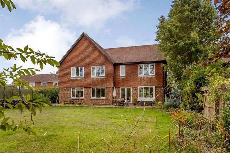 4 Bedrooms Detached House for sale in Hurdcott, Winterbourne Earls, Salisbury, Wiltshire, SP4
