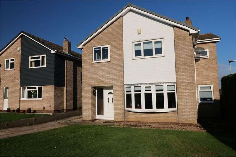 4 Bedrooms Detached House for sale in Chapelfield Way, Thorpe Hesley, Rotherham, South Yorkshire