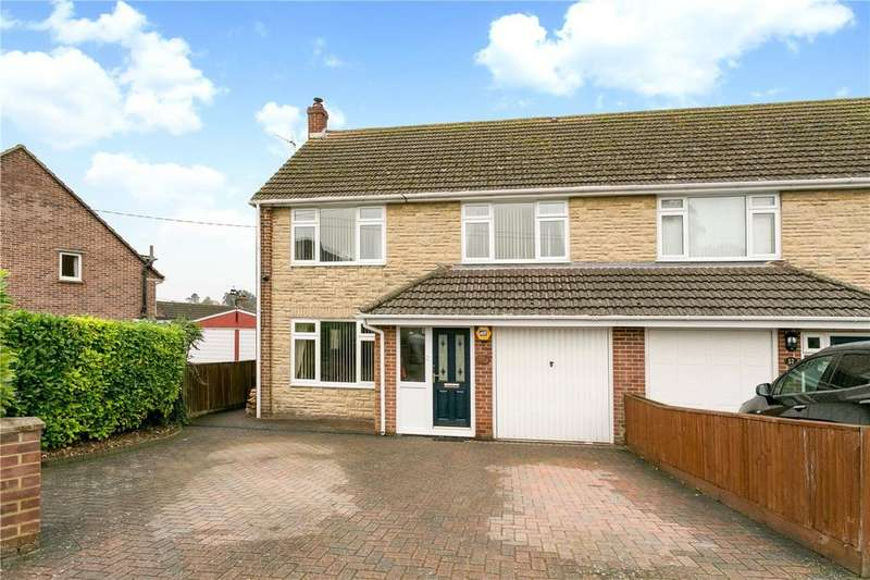 4 Bedrooms Semi Detached House for sale in Fairview Road, Hungerford, Berkshire, RG17
