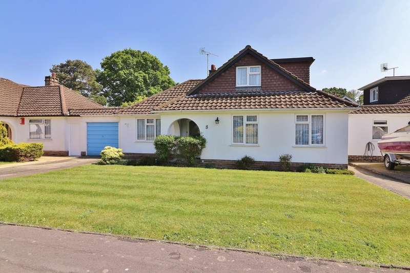 3 Bedrooms Chalet House for sale in Moorhill Gardens, Thornhill Park
