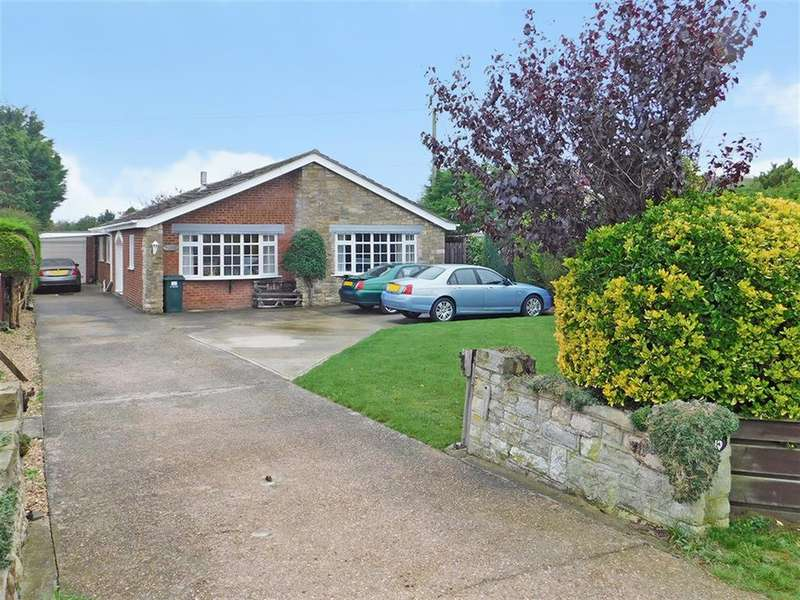 3 Bedrooms Detached Bungalow for sale in Sea Road, Chapel St. Leonards, Skegness, PE24 5RY