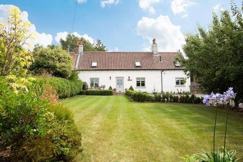 4 Bedrooms Village House for sale in The Green, Stillingfleet, York, YO19