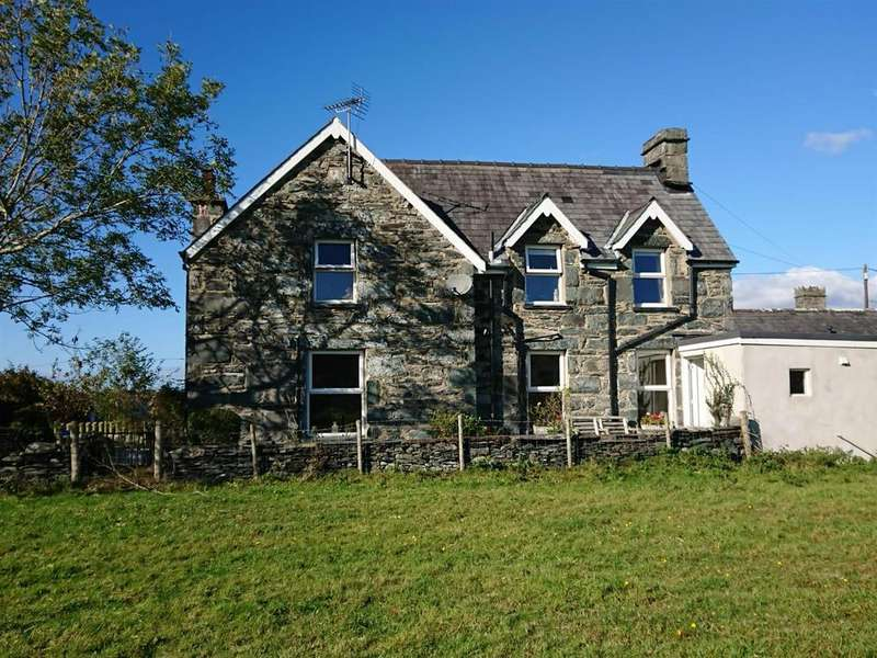 4 Bedrooms House for sale in Harlech