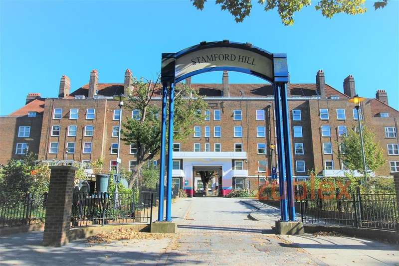 3 Bedrooms Flat for sale in Stamford Hill, London