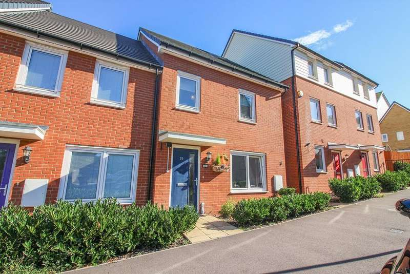 3 Bedrooms End Of Terrace House for sale in Bowhill Way, Harlow, CM20