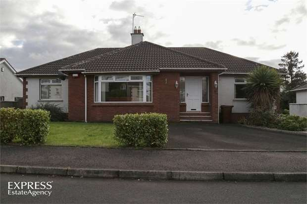 4 Bedrooms Detached House for sale in Knockhill Park, Ballymoney, County Antrim