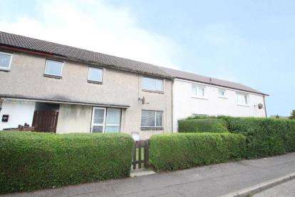 3 Bedrooms Terraced House for sale in Steps Road, Irvine, North Ayrshire