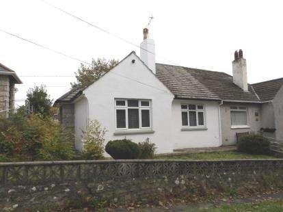 2 Bedrooms Bungalow for sale in St. Blazey, Par, Cornwall