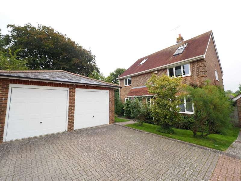 6 Bedrooms Detached House for sale in Lodge Close, Lewes