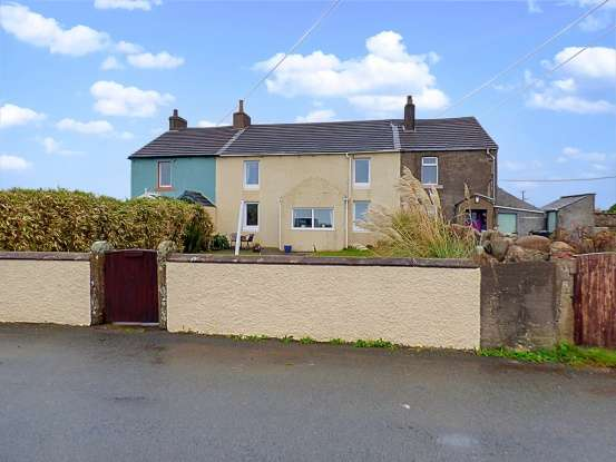 4 Bedrooms Terraced House for sale in Bootle Station, Millom, Cumbria, LA19 5YB