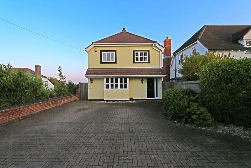 4 Bedrooms Detached House for sale in High Road, North Weald, Epping, Essex, CM16 6EG