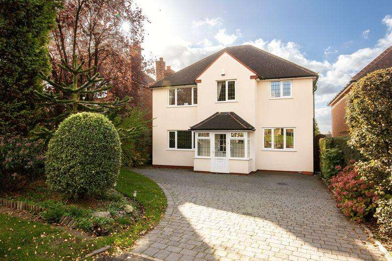 4 Bedrooms House for sale in Hill Village Road, Sutton Coldfield