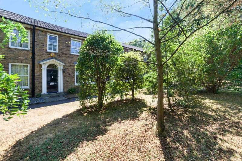 2 Bedrooms Terraced House for sale in LONDON, London, Greater London, N1