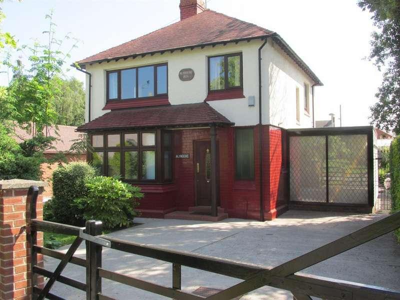 3 Bedrooms Detached House for sale in Capenhurst Lane, Whitby, Ellesmere Port, CH65 7AQ
