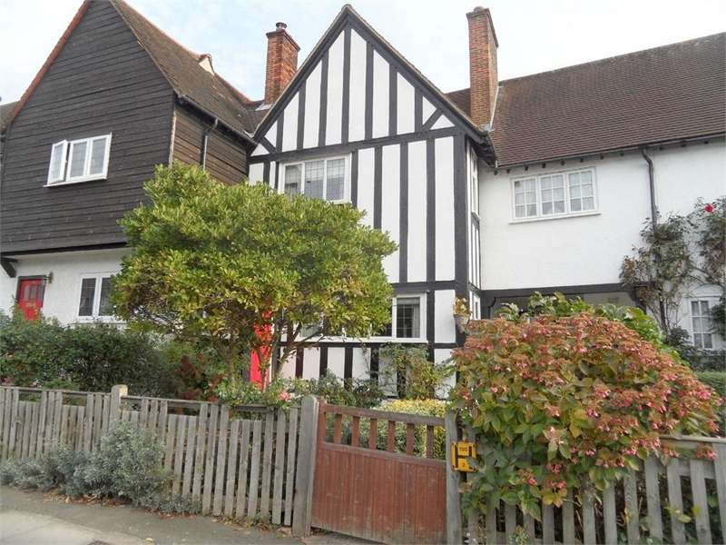 3 Bedrooms Cottage House for sale in Prince Rupert Road, Eltham, London