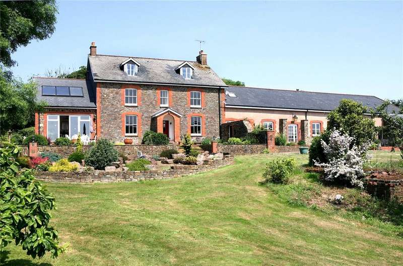 7 Bedrooms Detached House for sale in Rackenford, Tiverton, EX16