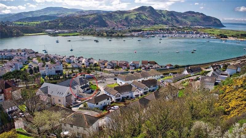 6 Bedrooms Detached House for sale in All Saints Avenue, Deganwy, Conwy, LL31