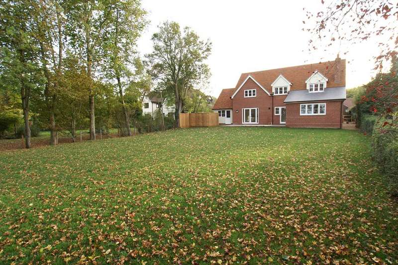 4 Bedrooms Detached House for sale in Tilbury Hill, Tilbury Juxta Clare, Halstead CO9