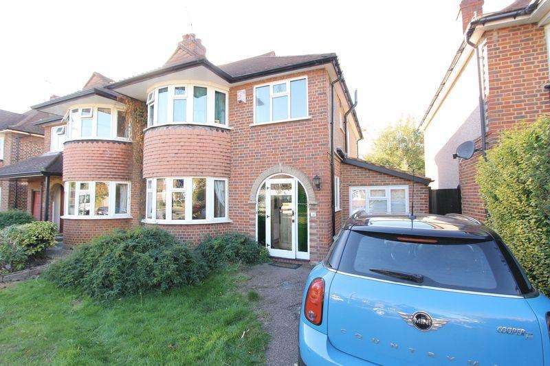 3 Bedrooms Semi Detached House for sale in Tabor Gardens, Sutton