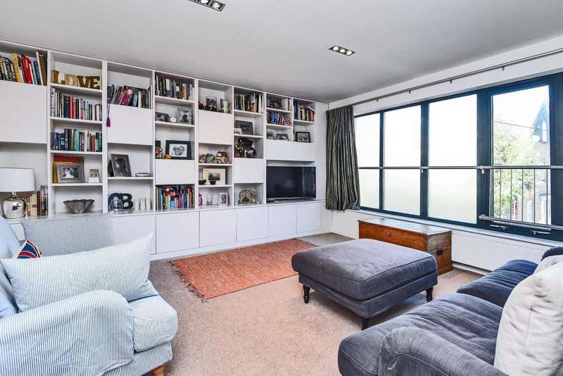 3 Bedrooms End Of Terrace House for sale in Weybourne Street, Earlsfield