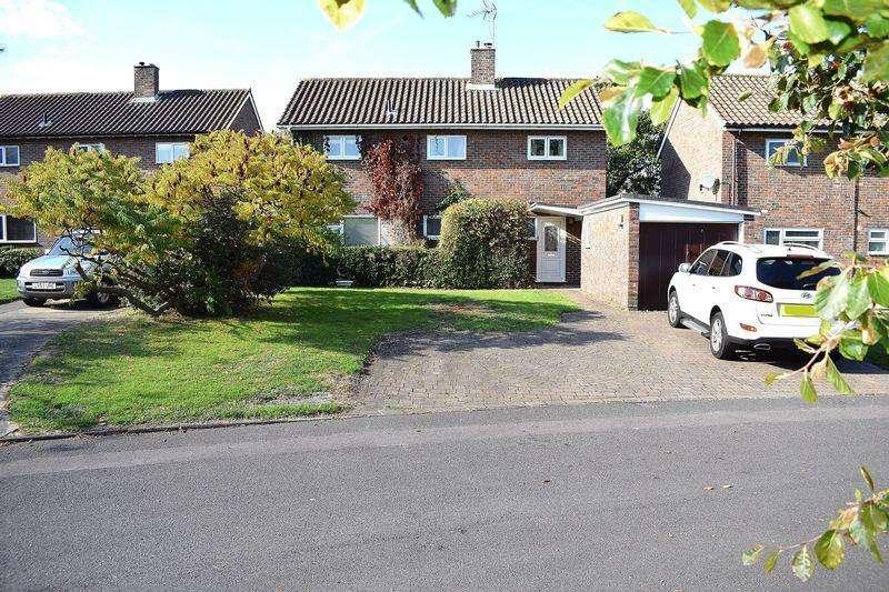 3 Bedrooms Detached House for sale in Glebelands, Harlow