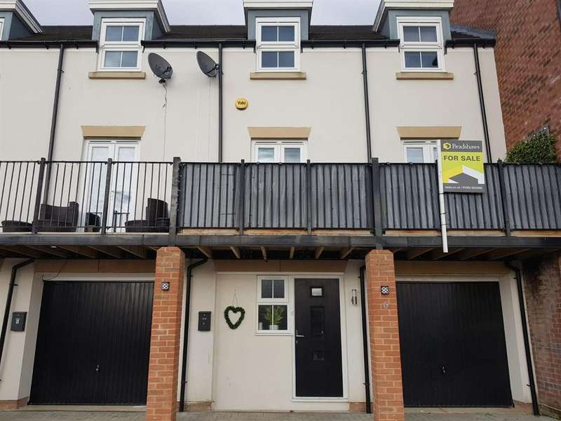 3 Bedrooms Town House for sale in Limestone Grove, Houghton Regis