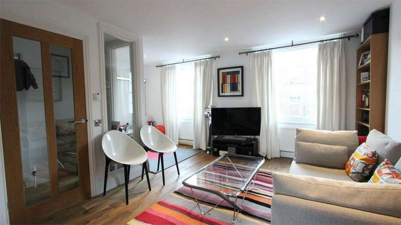 2 Bedrooms Apartment Flat for sale in Balcombe Street, Marylebone, London, NW1