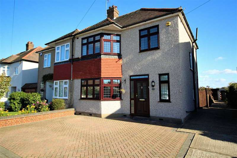 3 Bedrooms Semi Detached House for sale in Carlton Road, Grays