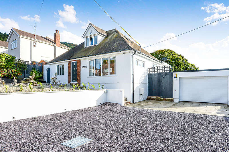 2 Bedrooms Detached Bungalow for sale in New Road, Llanddulas, Abergele, LL22