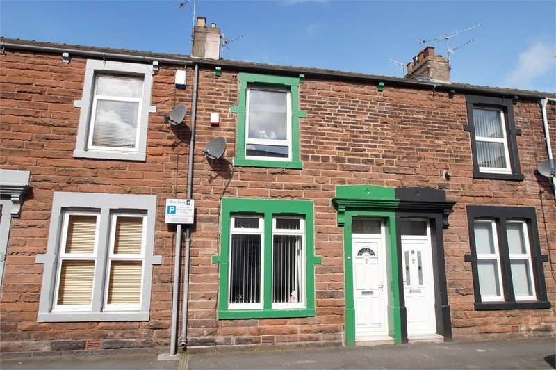 2 Bedrooms Terraced House for sale in CA14 2QH Albert Street, Workington, Cumbria