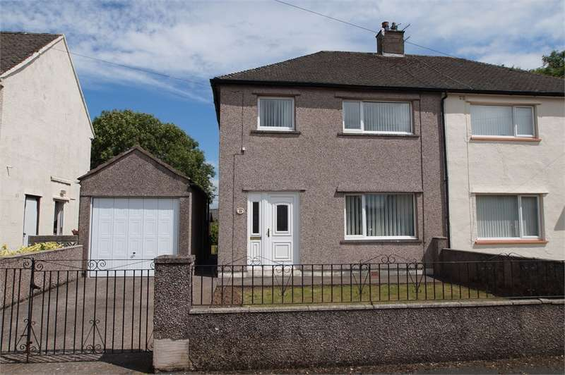 3 Bedrooms Semi Detached House for sale in CA25 5NZ Buckle Avenue, Cleator Moor, Cumbria