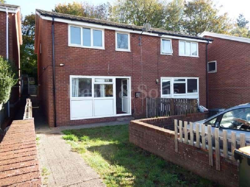 4 Bedrooms Semi Detached House for sale in Bryn Bevan , Newport, Gwent. NP20 5QH