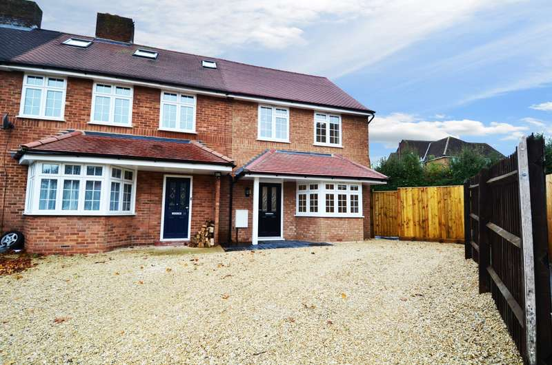 3 Bedrooms End Of Terrace House for sale in Buckingham Way, Flackwell Heath, HP10